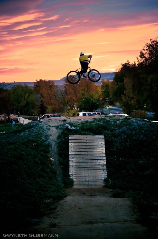 Clayton Shank at Valmont Bike Park - rhiannon - Mountain Biking Pictures - Vital MTB