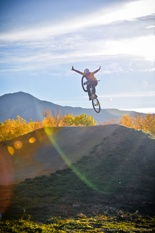 Clayton Shank at Valmont Bike Park - rhiannon - Mountain Biking Pictures - Vital MTB