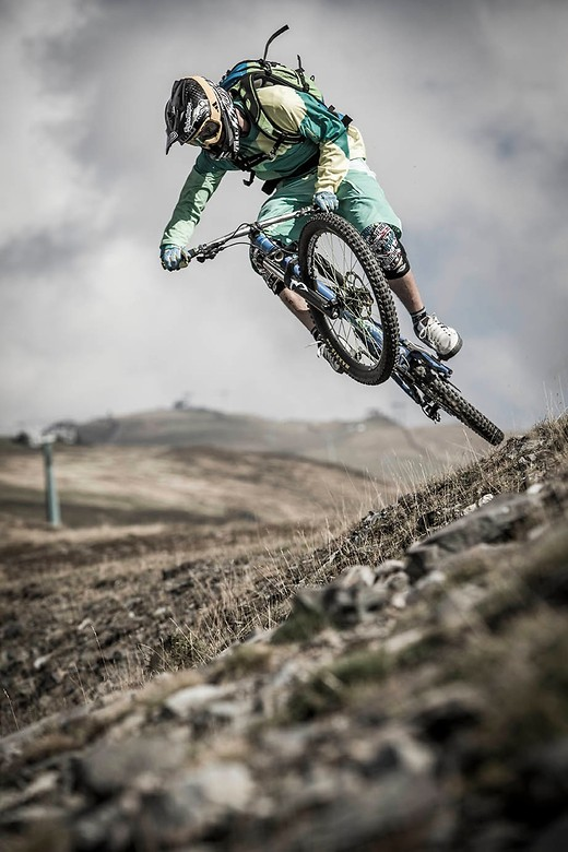 Style  - Hannes Klausner - Mountain Biking Pictures - Vital MTB