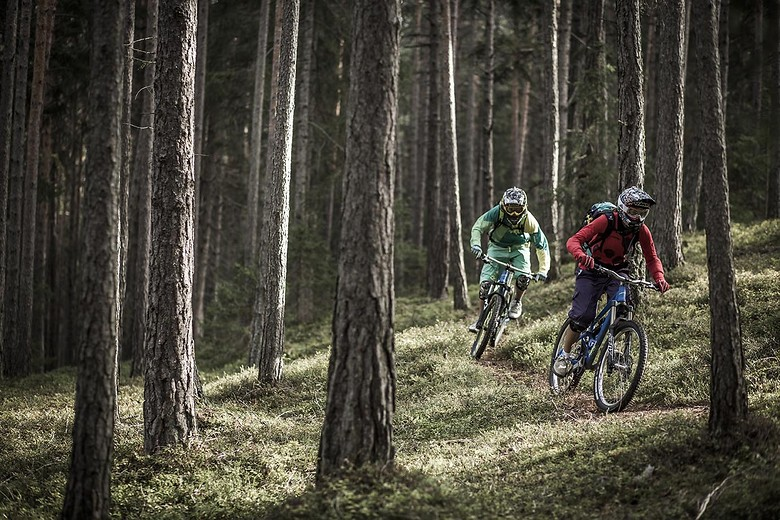 Follow Me  - Hannes Klausner - Mountain Biking Pictures - Vital MTB
