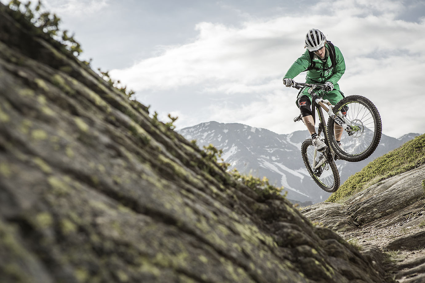 Stylin´ - Hannes Klausner - Mountain Biking Pictures - Vital MTB