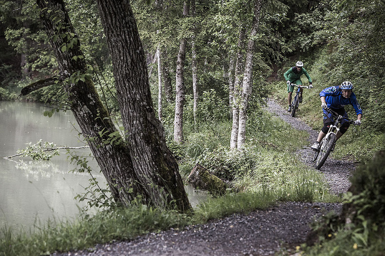 The Lake - Hannes Klausner - Mountain Biking Pictures - Vital MTB