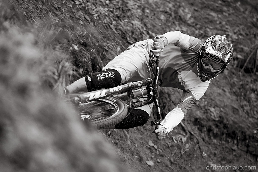 Corner - Hannes Klausner - Mountain Biking Pictures - Vital MTB