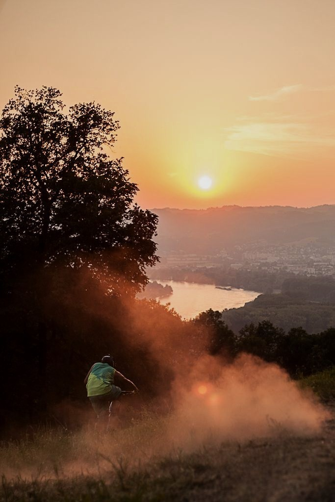 in the DUST - Hannes Klausner - Mountain Biking Pictures - Vital MTB