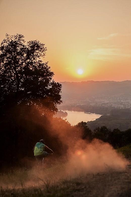 in the DUST - Hannes Klausner - Mountain Biking Pictures - Vital MTB