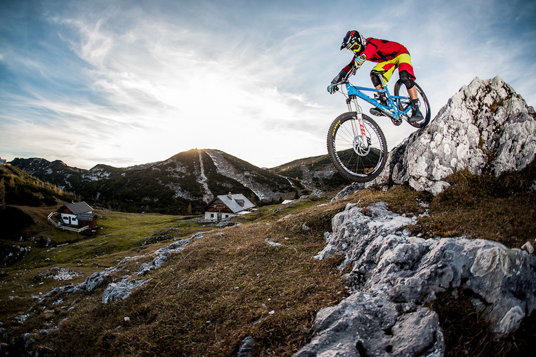 RIDE Austria - Hannes Klausner - Mountain Biking Pictures - Vital MTB
