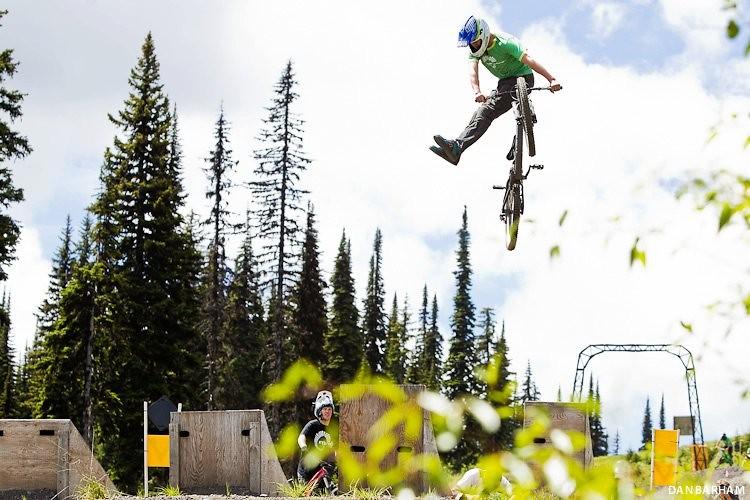 2011 Airprentice at Silverstar MTB park - Skye_Schillhammer - Mountain Biking Pictures - Vital MTB