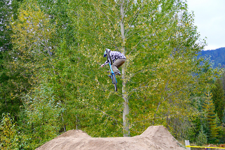 Huck 'en Berries Jam 2011 in Rossland BC - Skye_Schillhammer - Mountain Biking Pictures - Vital MTB