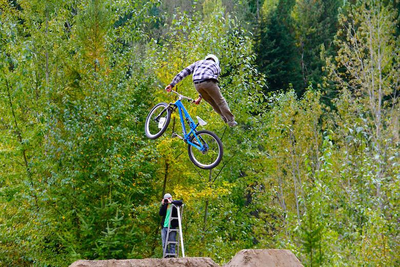 Huck 'en Berries Jam 2011 in Rossland BC - Skye_Schillhammer - Mountain Biking Pictures - Vital MTB