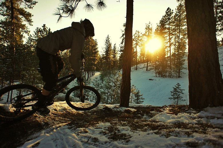 Winter Shred - Skye_Schillhammer - Mountain Biking Pictures - Vital MTB
