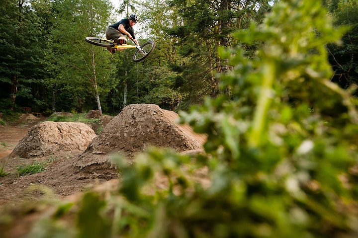 Windells jumps - mike day - Mountain Biking Pictures - Vital MTB