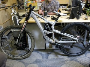 Trek 29er DH Bike