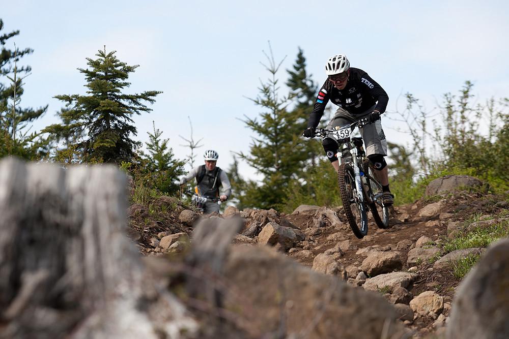 Erik Schulz - Oregon Super D Race #1: Hood River - Mountain Biking Pictures - Vital MTB