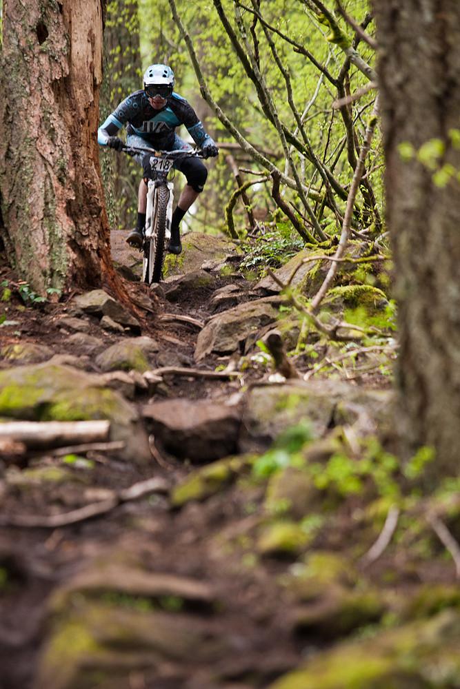 Brian Happ - Oregon Super D Race #1: Hood River - Mountain Biking Pictures - Vital MTB