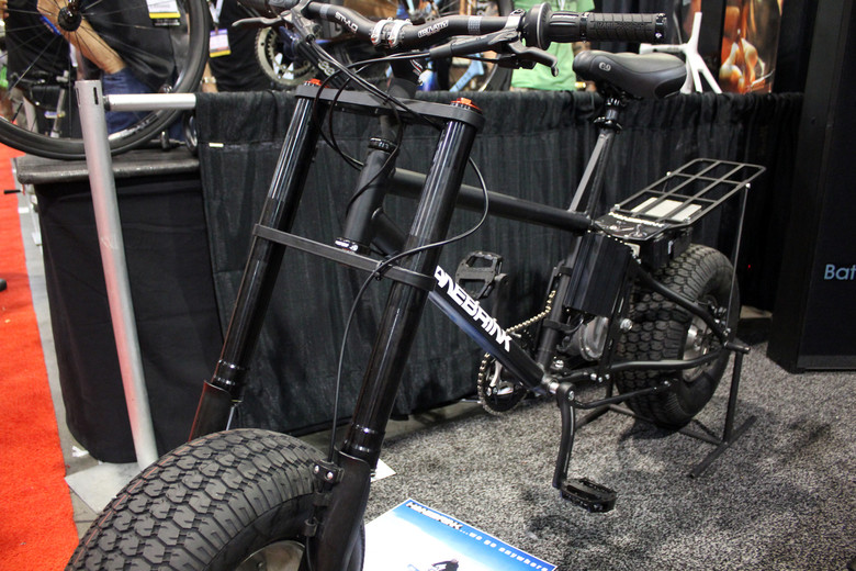 Hanebrink Rig - Interbike 2011 Day 4 - Part 2 - Mountain Biking Pictures - Vital MTB