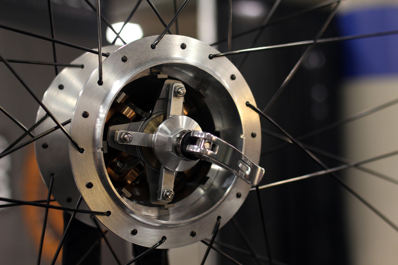 SlowWheel Hub - Interbike Photo Gallery, Final Day (Part 1) - Mountain Biking Pictures - Vital MTB