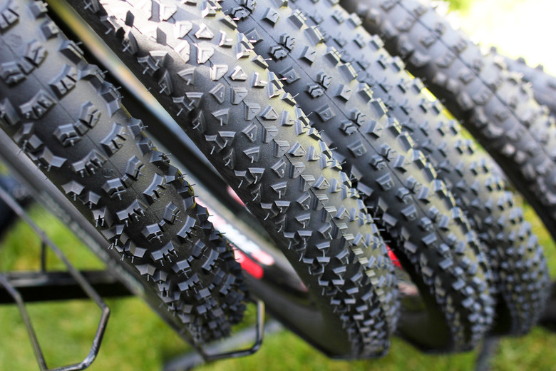 Continental Revolution Tubeless Ready Tires - Sea Otter Classic Pit Bits - Day 1 - Mountain Biking Pictures - Vital MTB