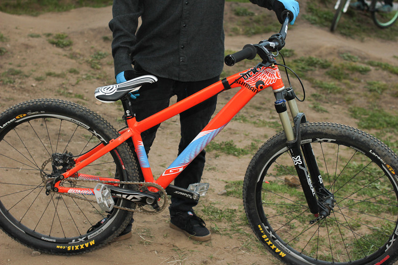 Tyler McCaul's GT - 17 Post Office Rides - Mountain Biking Pictures - Vital MTB