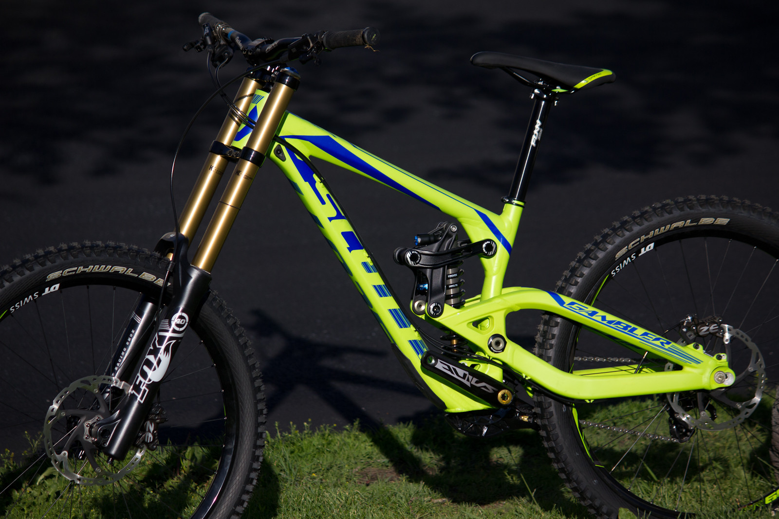 2013 Scott Gambler 10 - Lighter Than Ever - First Look: 2013 Scott Gambler 10 - Ready For Production - Mountain Biking Pictures - Vital MTB