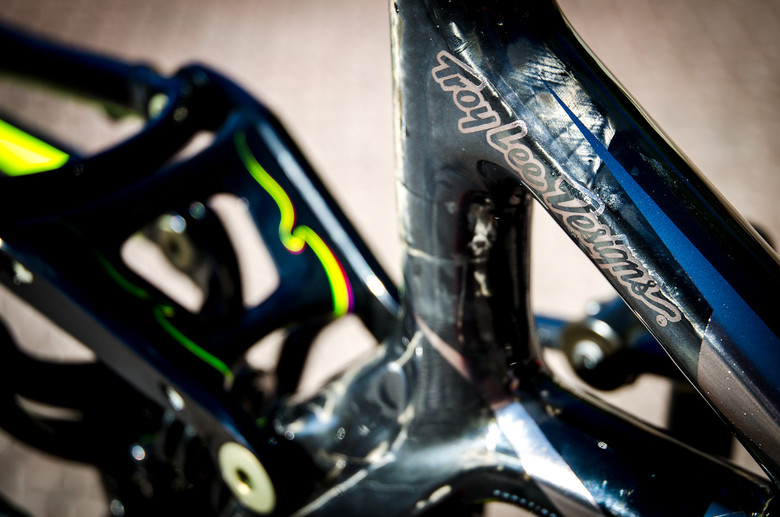 Limited Run - First Look: Limited Edition 2013 Specialized / Troy Lee Designs Frames - Mountain Biking Pictures - Vital MTB