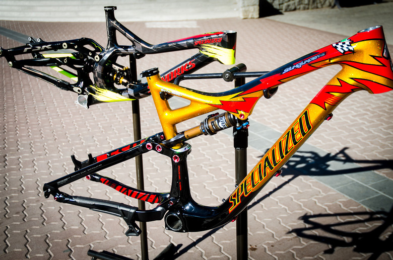 But Wait, There's More... - First Look: Limited Edition 2013 Specialized / Troy Lee Designs Frames - Mountain Biking Pictures - Vital MTB