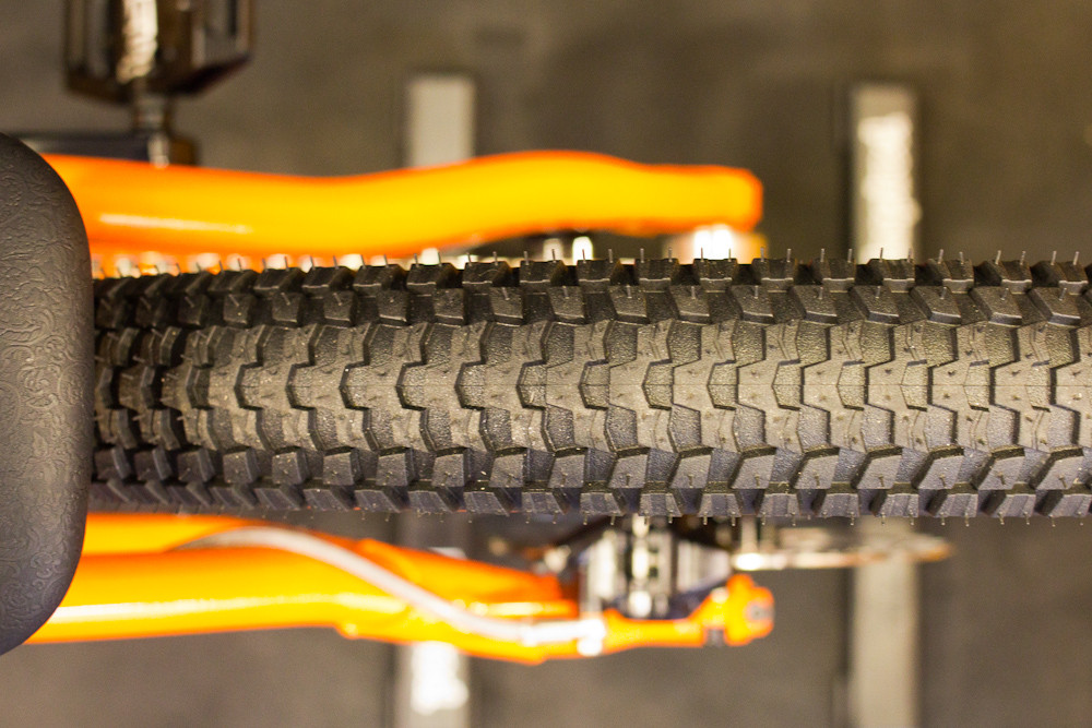 Danny Mac's New Continental Tire - 2013 Mountain Bike Components at Eurobike 2012 - Mountain Biking Pictures - Vital MTB