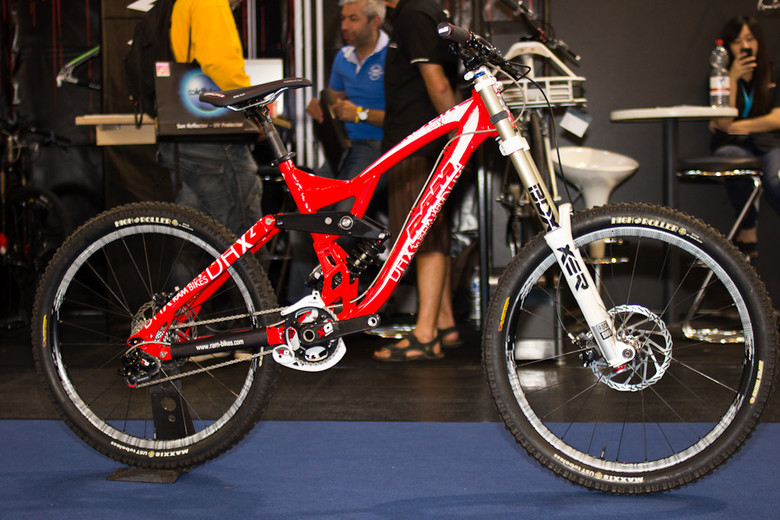 2013 Ram DHX2 - 2013 Downhill Bikes at Eurobike 2012 - Mountain Biking Pictures - Vital MTB