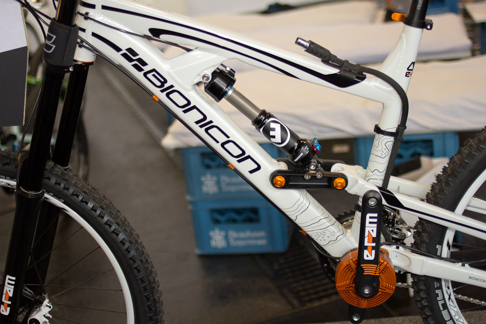 2013 Bionicon Alva 180 Air with E-Ram Motor - 2013 Downhill Bikes at Eurobike 2012 - Mountain Biking Pictures - Vital MTB