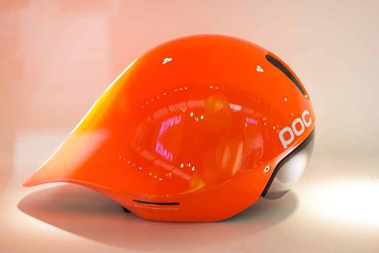 POC's Crazy New Aero Helmet - Eurobike 2012 Randoms - Mountain Biking Pictures - Vital MTB