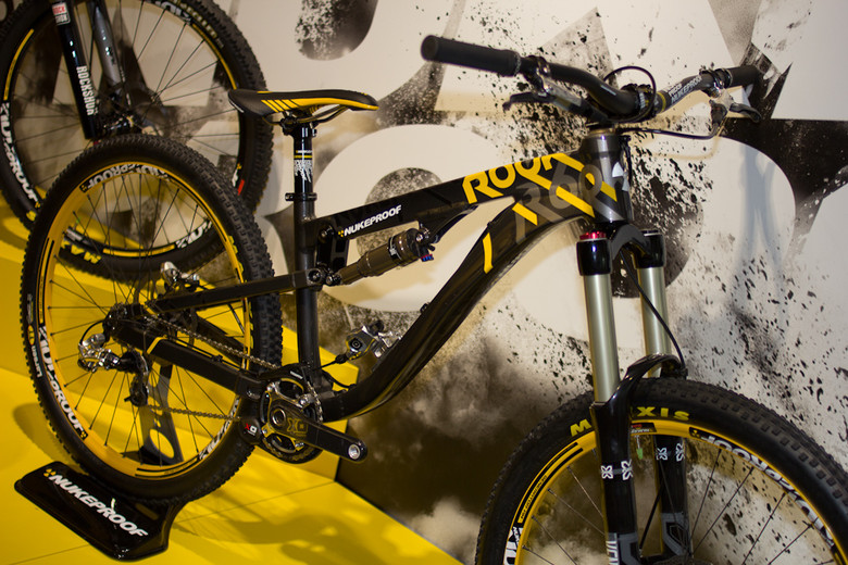 2013 Nukeproof Rook - 2013 Dirt Jump, Slopestyle, and 4X Bikes at Eurobike 2012 - Mountain Biking Pictures - Vital MTB