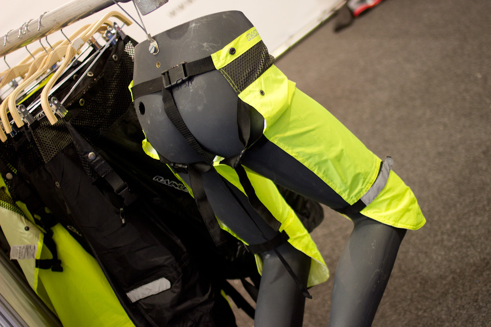 Assless Chaps for your Commute - Eurobike 2012 Randoms - Mountain Biking Pictures - Vital MTB