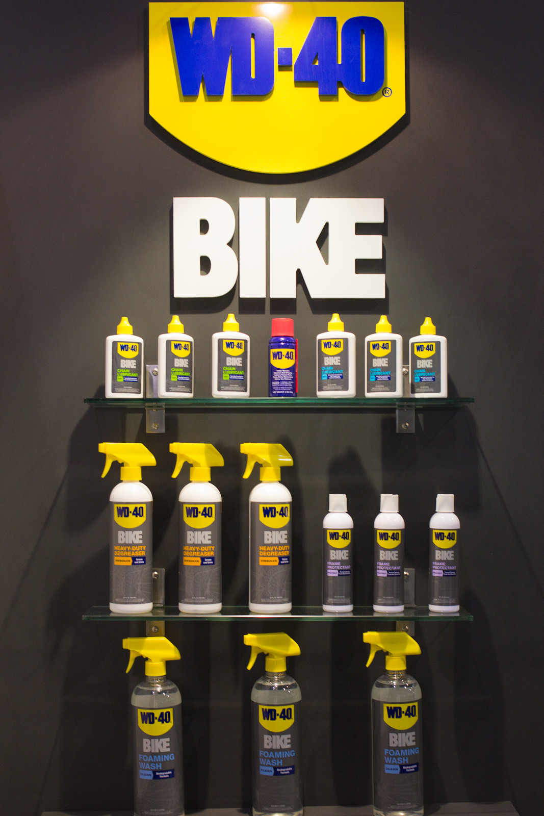 WD-40 Bike Cleaners, Lubes and Protectants - 2013 Products from Interbike 2012, Part 2 - Mountain Biking Pictures - Vital MTB