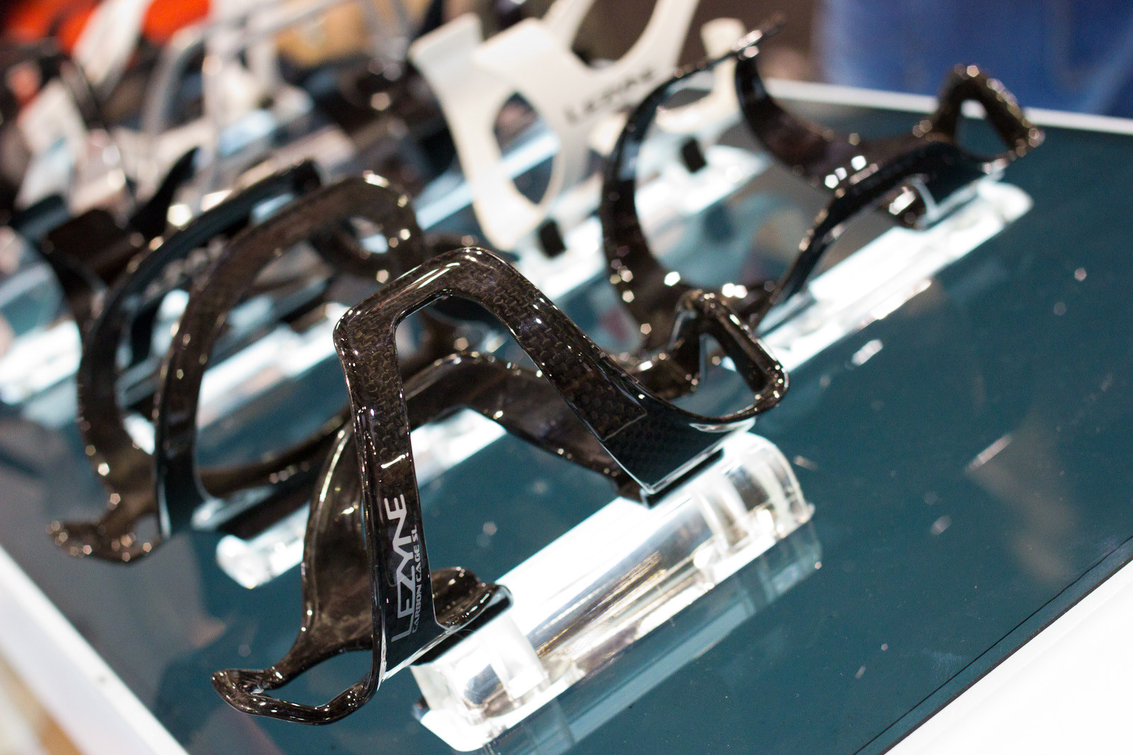 Lezyne Side-Entry Carbon Cage SL - 2013 Products from Interbike 2012, Part 3 - Mountain Biking Pictures - Vital MTB