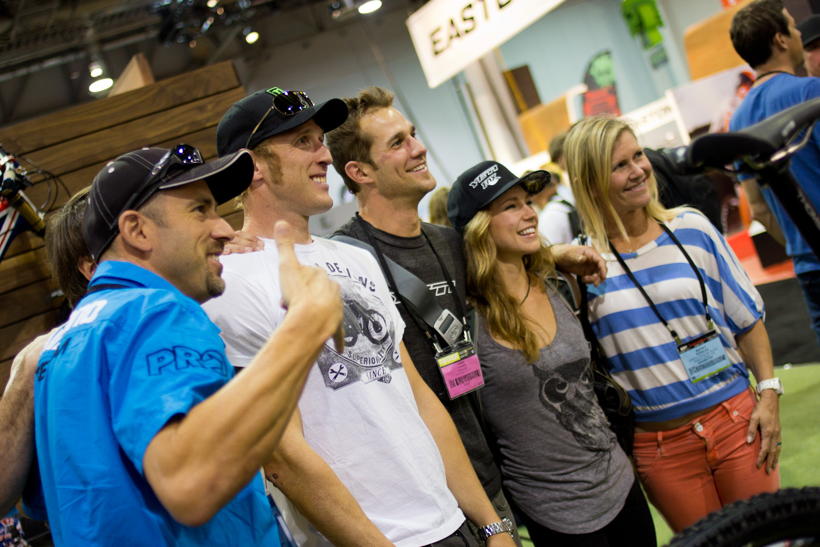 Peaty, CVD and Crew - 2013 Products from Interbike 2012, Part 3 - Mountain Biking Pictures - Vital MTB