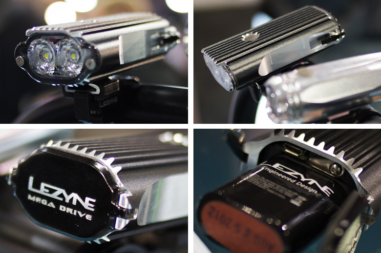 Lezyne Mega Drive Light - 2013 Products from Interbike 2012, Part 3 - Mountain Biking Pictures - Vital MTB