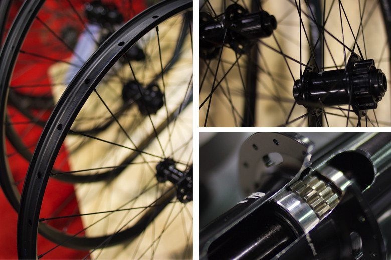 2013 Syntace W35 MX Wheels - 2013 Products from Interbike 2012, Part 3 - Mountain Biking Pictures - Vital MTB