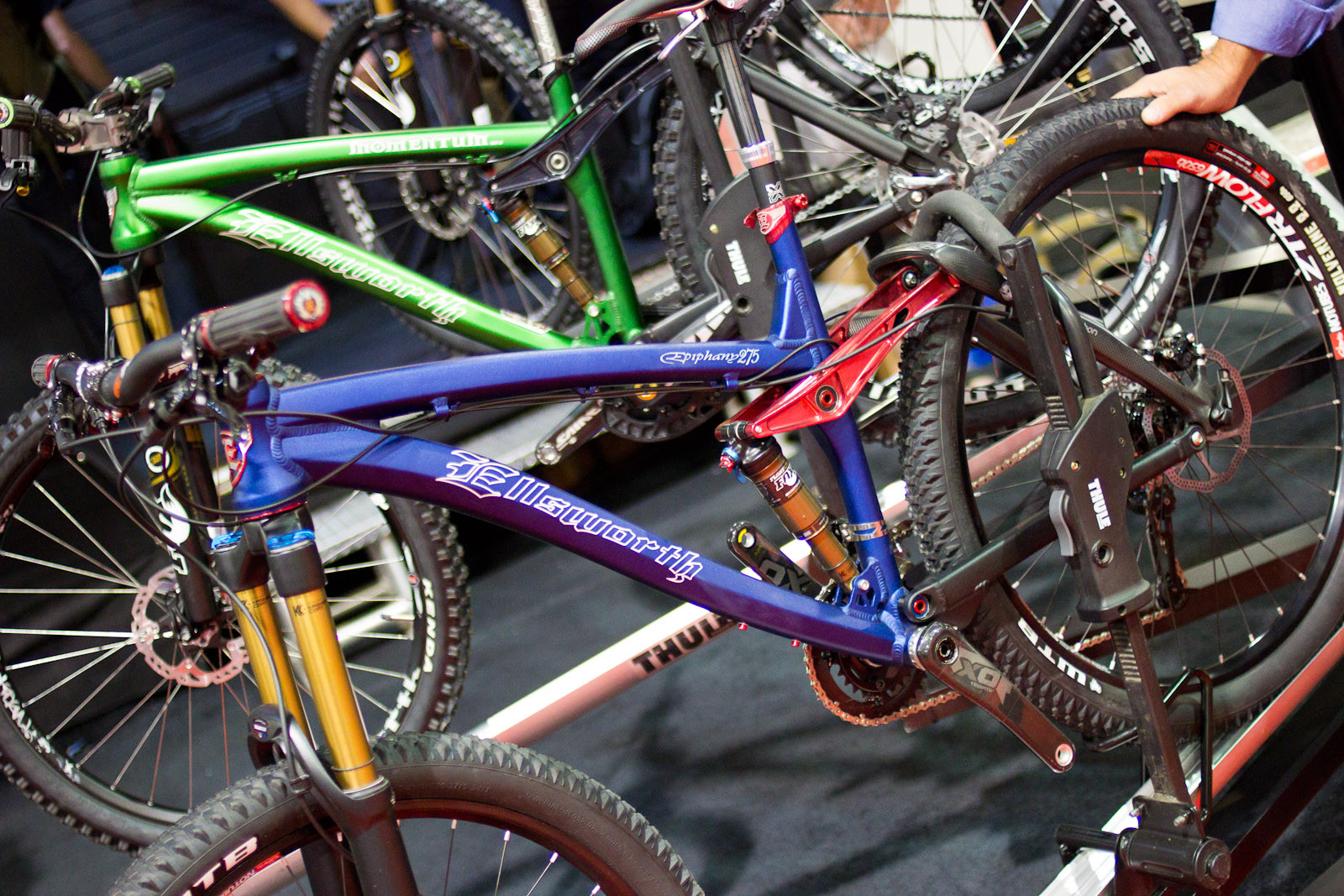 2013 Ellsworth Epiphany 650B - 2013 Products from Interbike 2012, Part 3 - Mountain Biking Pictures - Vital MTB