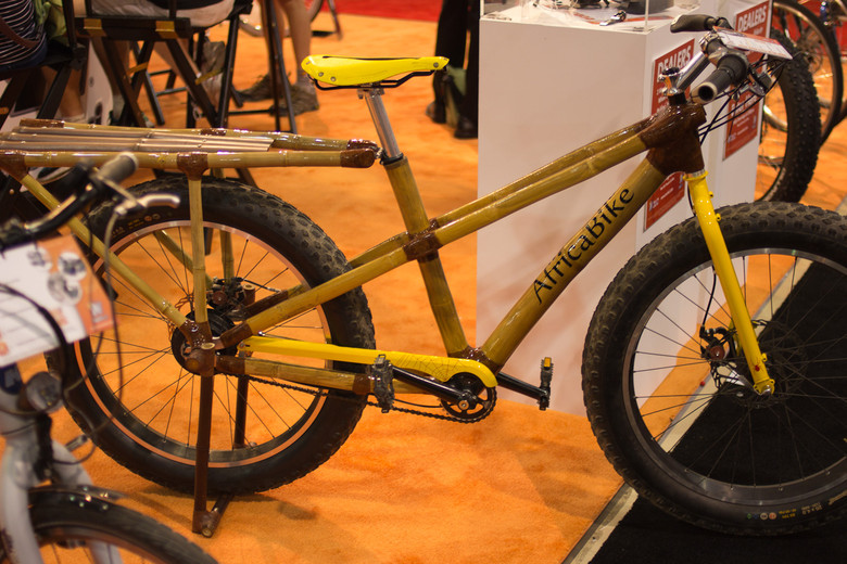 Sven's New Ride - Random, Wacky, and Weird from Interbike 2012  - Mountain Biking Pictures - Vital MTB
