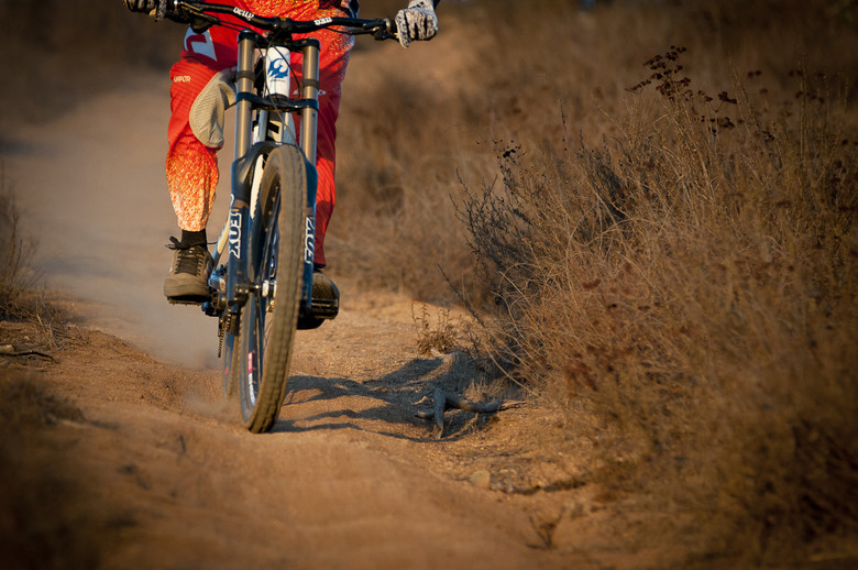 Testing the 2012 Pivot Phoenix Downhill Bike - Testing the 2012 Pivot Phoenix Downhill Bike - Mountain Biking Pictures - Vital MTB