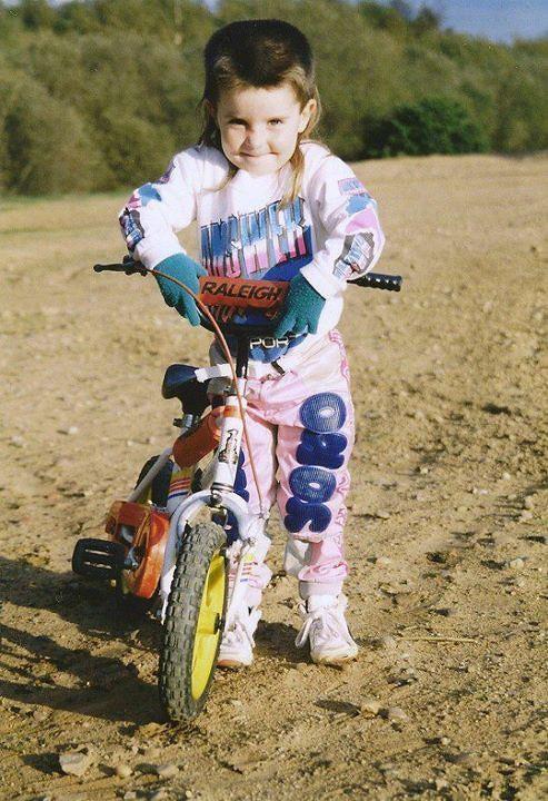 #ThrowbackThursday - Danny Hart as a Grom - bturman - Mountain Biking Pictures - Vital MTB