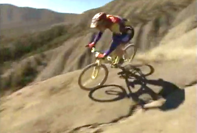 #ThrowbackThursday - John Tomac in ReTread - bturman - Mountain Biking Pictures - Vital MTB