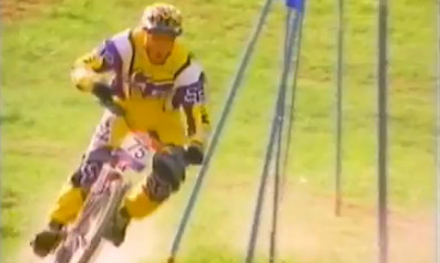 #ThrowbackThursday - Shaun Palmer in Chainsmoke - bturman - Mountain Biking Pictures - Vital MTB