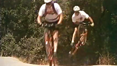 #ThrowbackThursday - When Wheelies Were Cool, 1992 MTB Action - bturman - Mountain Biking Pictures - Vital MTB