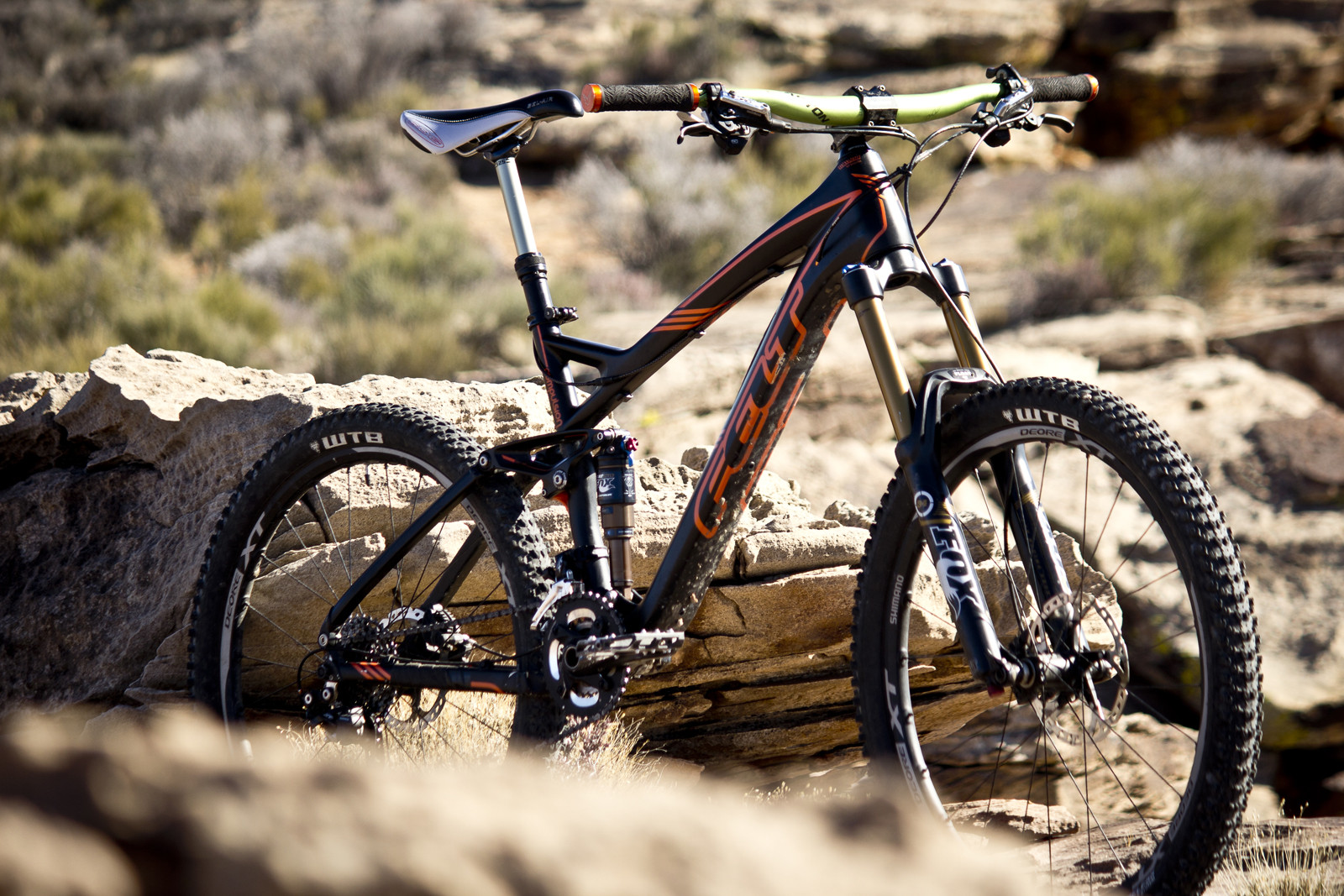 2013 Felt Compulsion LT 1 - Tested - 2013 Felt Compulsion LT 1 - Tested - Mountain Biking Pictures - Vital MTB