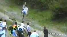 #ThrowbackThursday - The Greatest MTB Crash Reel Of All Time? - bturman - Mountain Biking Pictures - Vital MTB