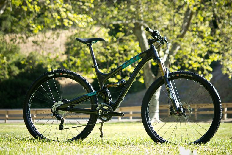2013 Yeti SB95 Carbon - 2013 Yeti SB95 Carbon - Mountain Biking Pictures - Vital MTB