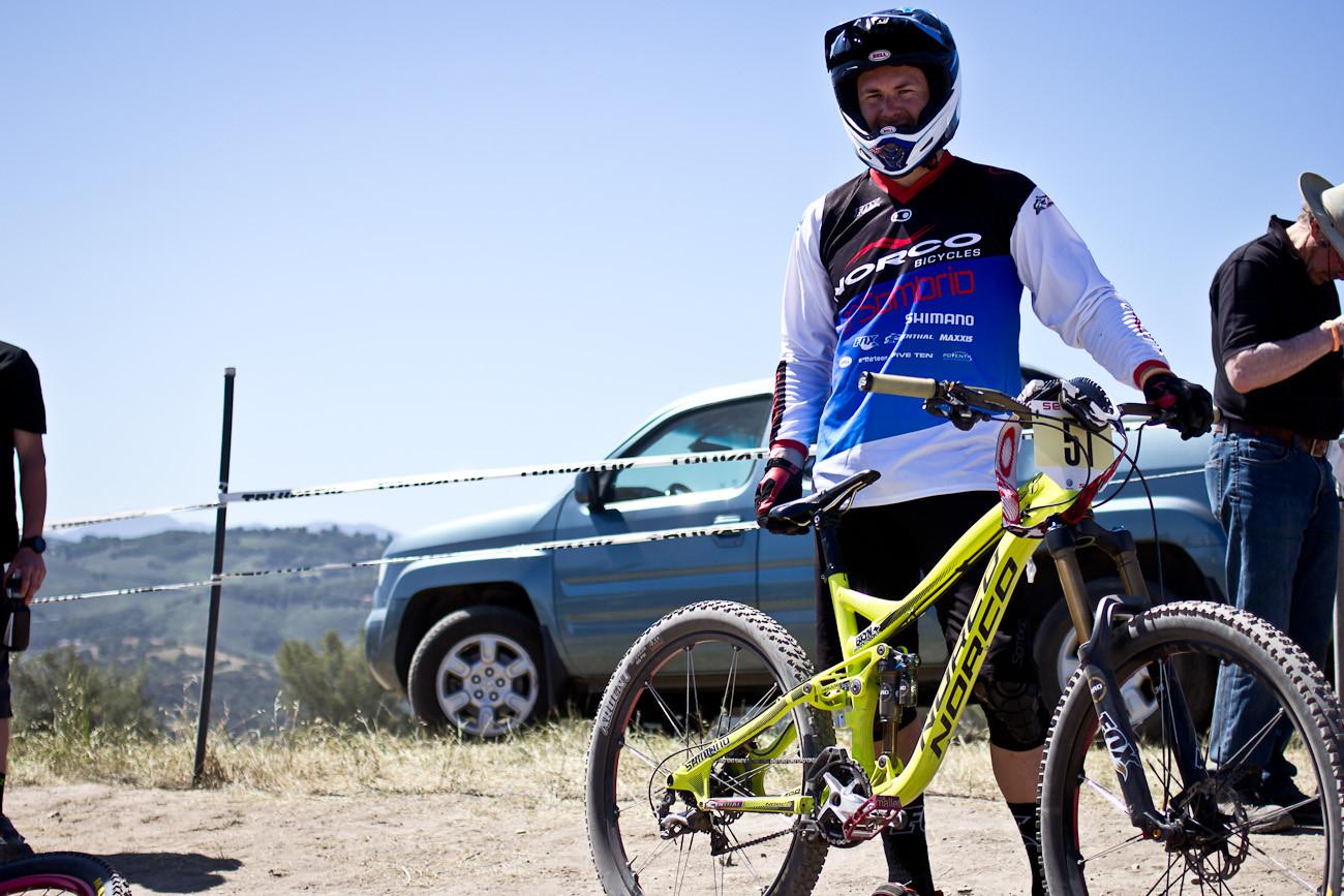 Bryn Atkinson's Norco Range - 2013 Sea Otter Pro Downhill Bikes - Mountain Biking Pictures - Vital MTB