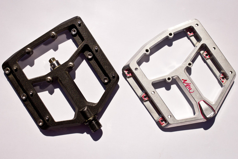 VP Vision Prototype Pedals - Sea Otter Classic - 2013 Sea Otter Classic Pit Bits - 3rd Edition - Mountain Biking Pictures - Vital MTB