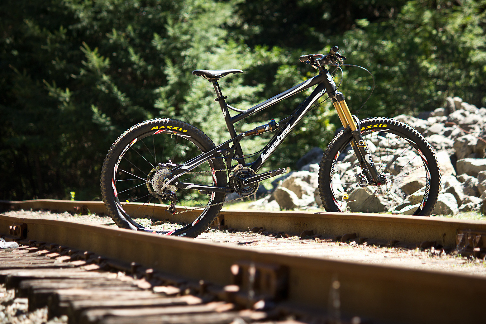 Tested: Banshee Spitfire V2 - Tested: Banshee Spitfire V2 - Mountain Biking Pictures - Vital MTB