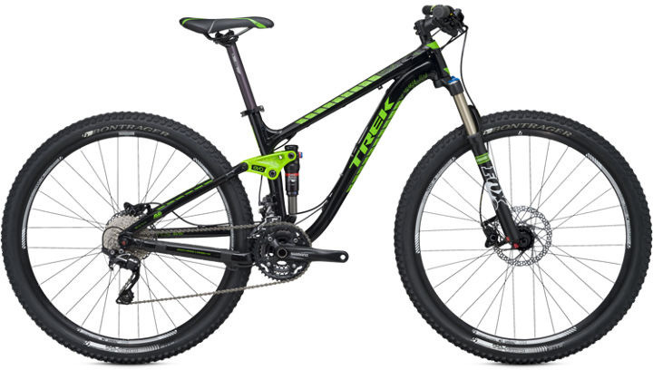 Trek Fuel EX 7 29 - First Look: All-New Trek Remedy 29 and Fuel EX 29 - Mountain Biking Pictures - Vital MTB